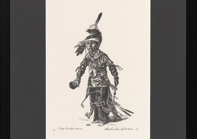 Osage Straight Dancer