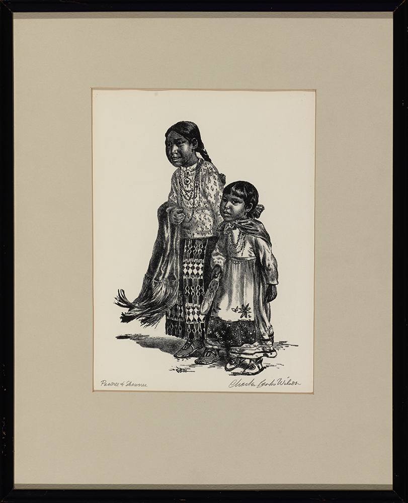 Pawnee and Shawnee | The Burgess Collection